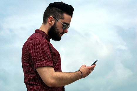 bloomington insurance agent - smart with smart phone article