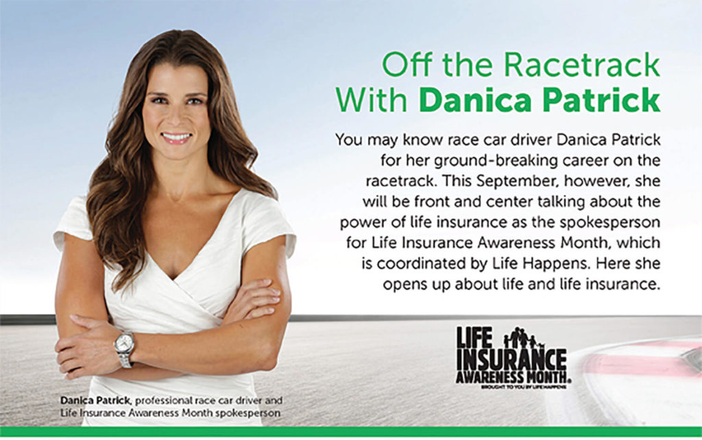 bloomington insurance agent - danica interview banner