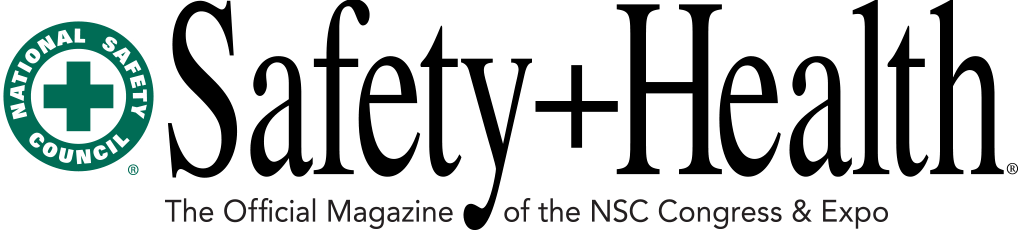 Safety+Health magazine Logo
